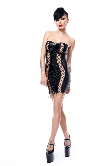 ASTRID - black dress - sizes: S,M,L,XL,XXL